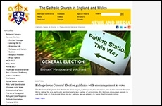 Catholic Church election pages