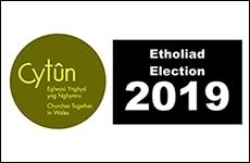 Cytun (Churches Together in Wales) election web page